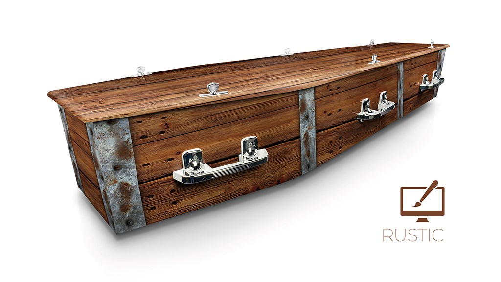 Rustic - Lifestyle Coffins