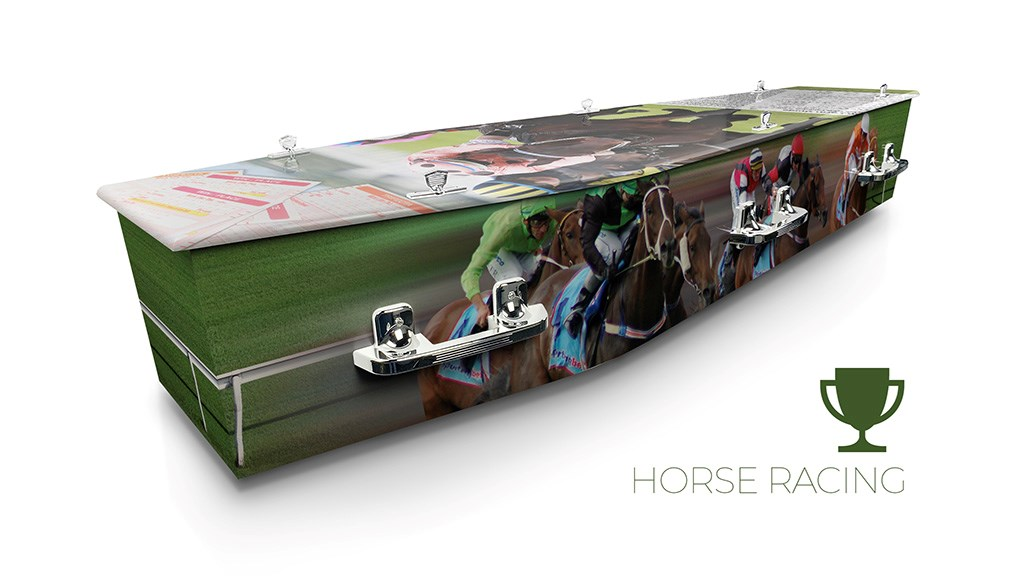 Horse Racing - Lifestyle Coffins